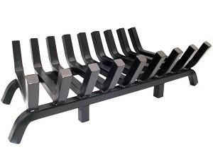 "36"" Traditional Fireplace Grate"